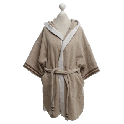 Brunello Cucinelli Bademantel in Beige