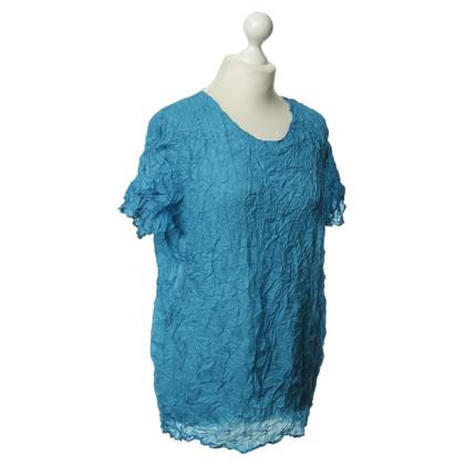 Issey Miyake Shirt in blauw