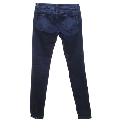 Closed Skinny jeans in donkerblauw