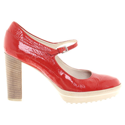 Tod's pumps patent leather