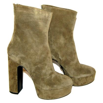 Gianmarco Lorenzi Platform Boots