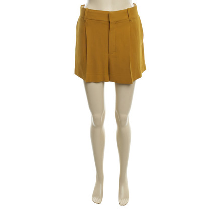 Chloé Shorts in Curry