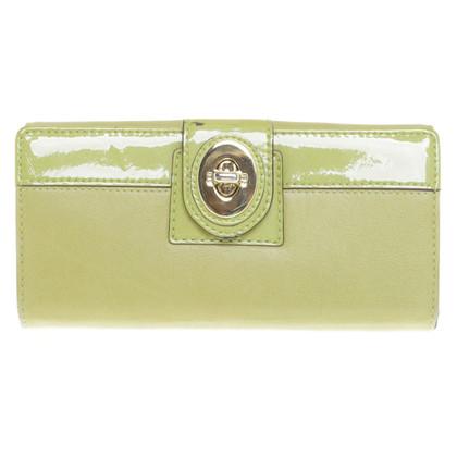 Coach Wallet in green