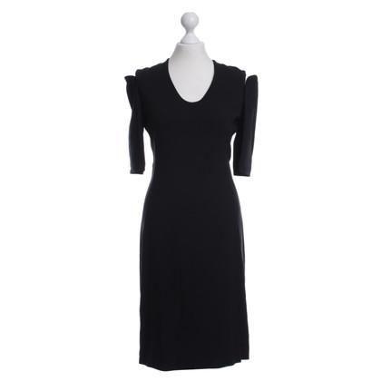 Alexander McQueen Zwarte jurk
