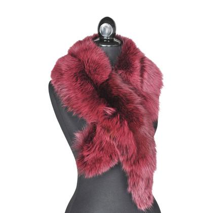 John Galliano Fox bont sjaal
