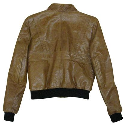 Balenciaga Modern leather jacket