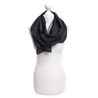 JOOP! Silk scarf in black