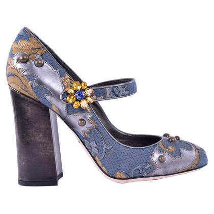 Dolce & Gabbana Pumps mit Nieten