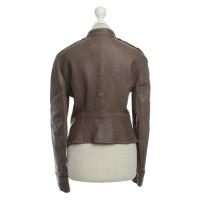 Hugo Boss Lamb leather jacket