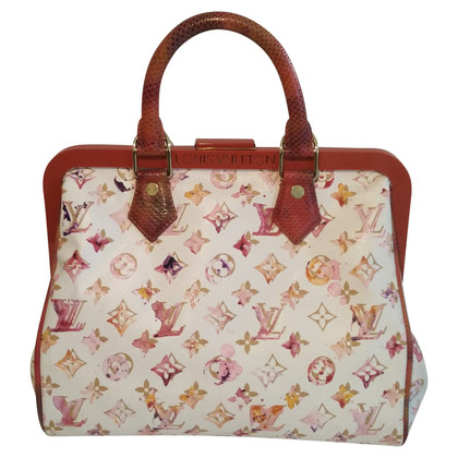"Louis Vuitton ""Speedy 30 Monogram Watercolor"""