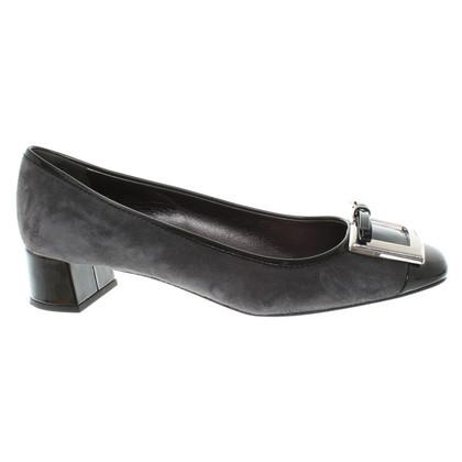 Car Shoe Pumps in Schwarz