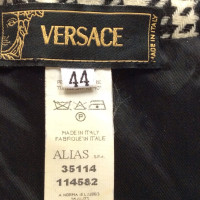 Versace Dress with tap pattern