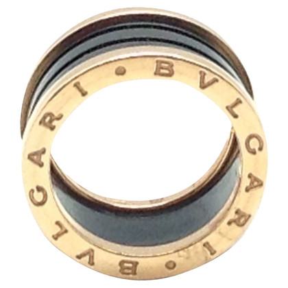 Bulgari Ring in geel goud