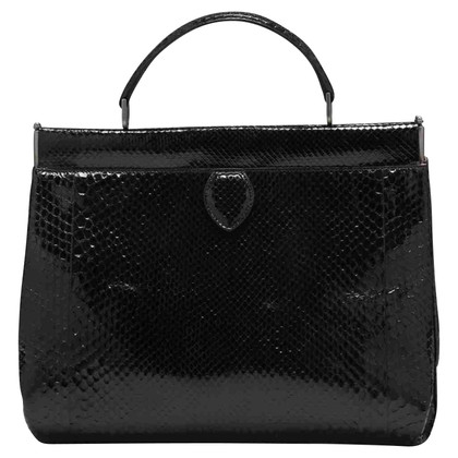 Alaïa Handbag in black