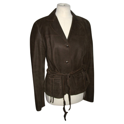 Max Mara Leather jacket