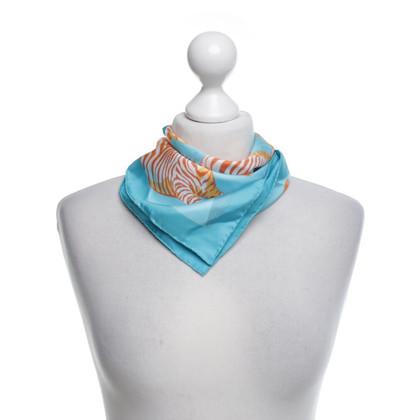 Hermès sciarpe di seta piccoli