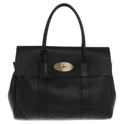 Mulberry Handtasche in Schwarz
