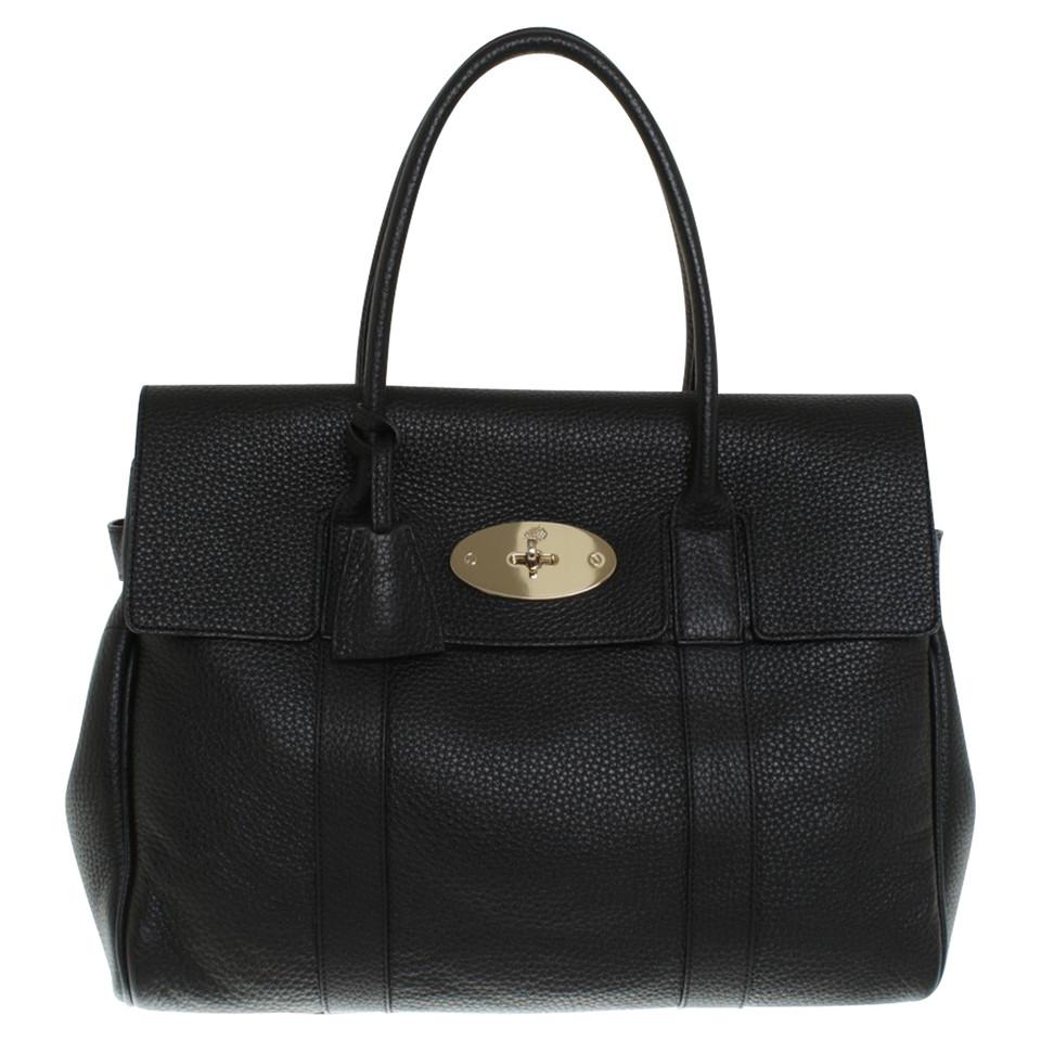 Mulberry Tassen Bijenkorf : Mulberry handtas in zwart koop tweedehands