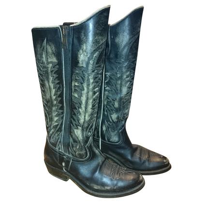 Golden Goose Cowboy laarzen