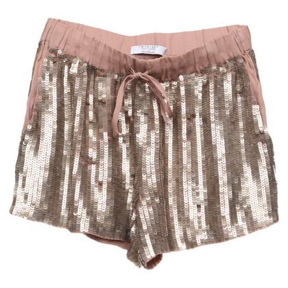Twin-Set Simona Barbieri Shorts with sequins