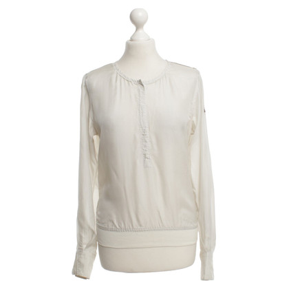 Costume National Zijden blouse