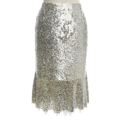Blumarine skirt with sequins