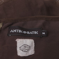 Antik Batik Top in Brown