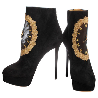 Charlotte Olympia Stivali alla caviglia