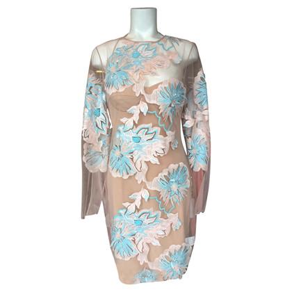 Blumarine Robe avec motif floral