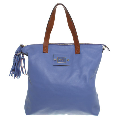 Anya Hindmarch Tote Bag in Blau