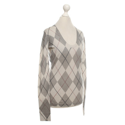 Burberry Sweater with pattern