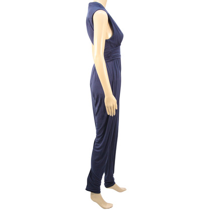 French Connection Jumpsuit in Dunkelblau