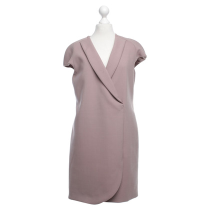 Armani Dress in dusty pink