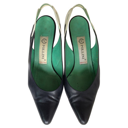 Pollini Pumps in dark blue
