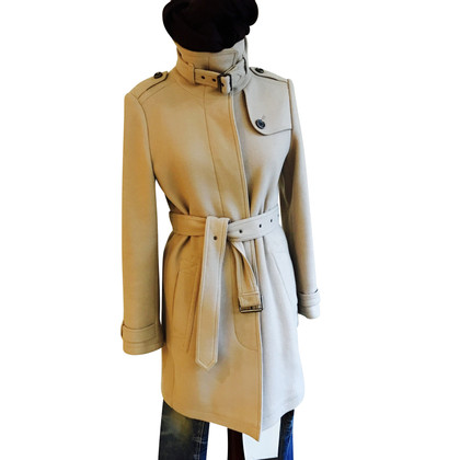 Burberry Trenchcoat aus Wolle