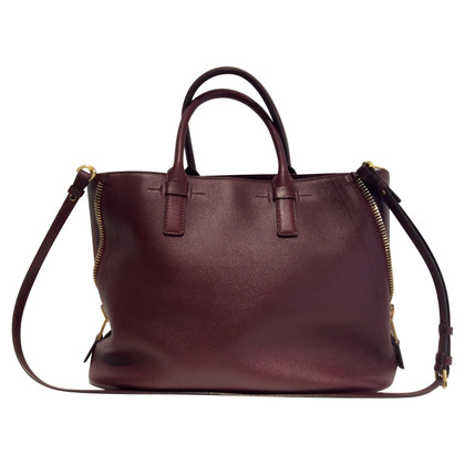 Tom Ford Handbag in Bordeaux