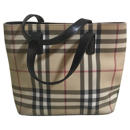 Burberry Check mini Tote