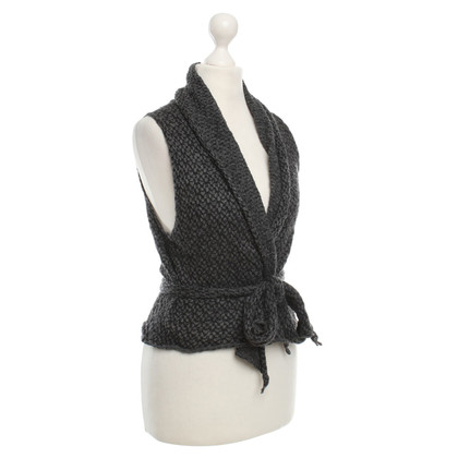 "Other Designer ""Sarah Pacini"" - Vest in gray"