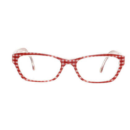 Dolce & Gabbana Glasses with check pattern