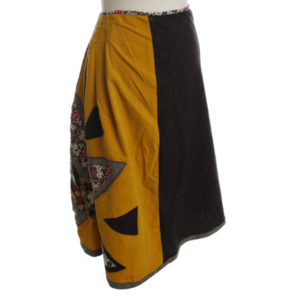 Antonio Marras Patroon mix rok