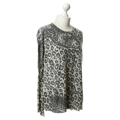 Friendly Hunting Pullover mit Animal Print