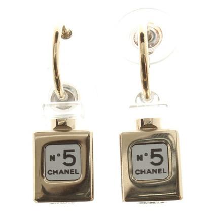 Chanel Gouden oorbellen