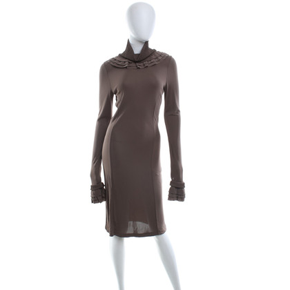 Fendi Kleid in Braun