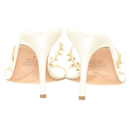 Giuseppe Zanotti Sandals in cream