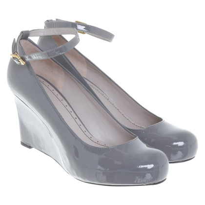 Marc by Marc Jacobs Wedges in Grau