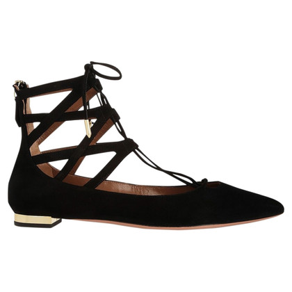 Aquazzura Aquarius ballerinas number 39 new