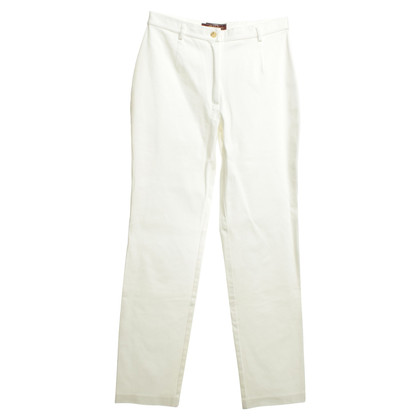 Mulberry White trousers