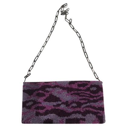 Karen Millen Karen Milen embellished clutch bag