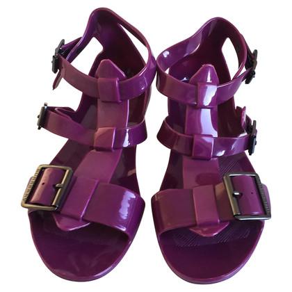 Burberry Romeinse sandalen