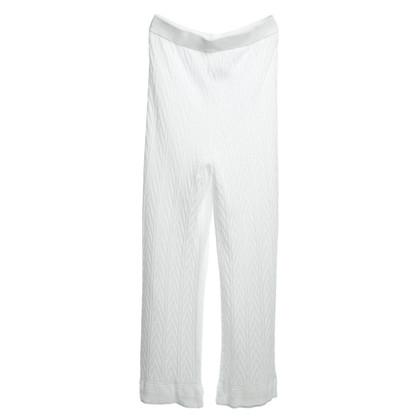 Missoni Pantaloni in bianco